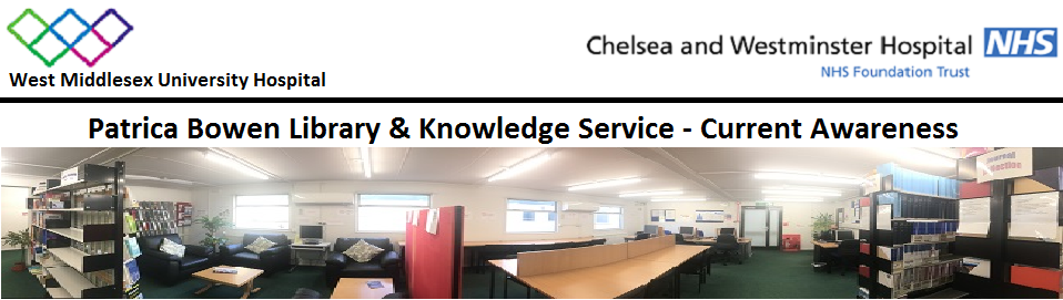 Patricia Bowen Library & Knowledge Service –  Current Awareness Service